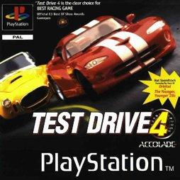 Test Drive 4, gebraucht - PSX