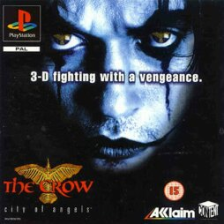 The Crow City of Angels, gebraucht - PSX