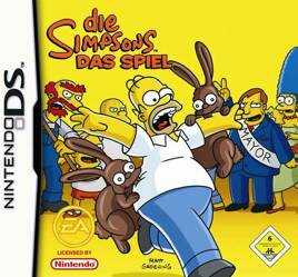 The Simpsons, gebraucht - NDS