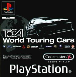 Toca 3 World Touring Cars, gebraucht - PSX