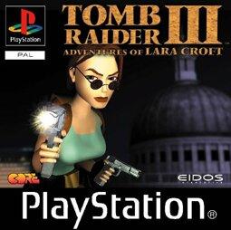 Tomb Raider 3 Adventures of Lara Croft, gebraucht - PSX