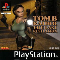 Tomb Raider 4 The Last Revelation, gebraucht - PSX