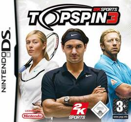 Top Spin 3 - NDS