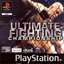 UFC (Ultimate Fighting Championship), gebraucht - PSX