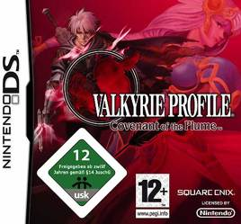 Valkyrie Profile Covenant of the Plume - NDS