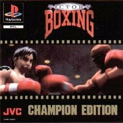 Victory Boxing 1 Champion Edition, gebraucht - PSX