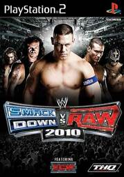 WWE Smackdown 11 Smackdown! vs. Raw 2010, gebraucht - PS2