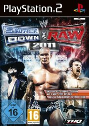 WWE Smackdown 12 Smackdown! vs. Raw 2011 Farewell, geb.- PS2