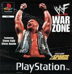 WWF War Zone, gebraucht - PSX