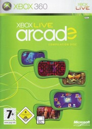 XBOX Live Arcade Compilation Disc - XB360