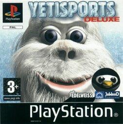 Yetisports Deluxe, gebraucht - PSX