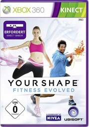 Your Shape Fitness Evolved (Kinect) - XB360