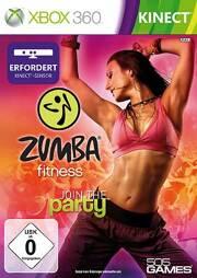 Zumba Fitness 1 (Kinect), gebraucht - XB360