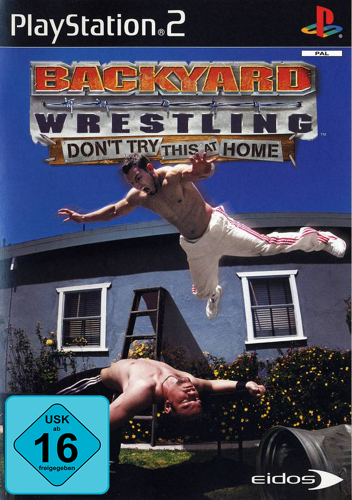 """""""Backyard Wrestling 1 Don't Try This at Home, gebr. - PS2 ..."""