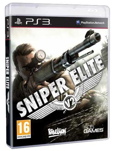 Sniper Elite V2 Gebraucht Ps3 Gunstig Kaufen Bei Netgames De