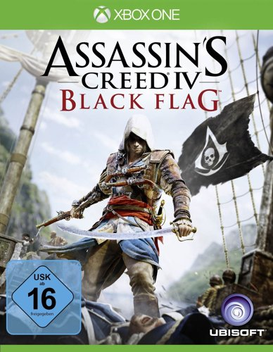 Assassins Creed 4 Black Flag - XBOne .