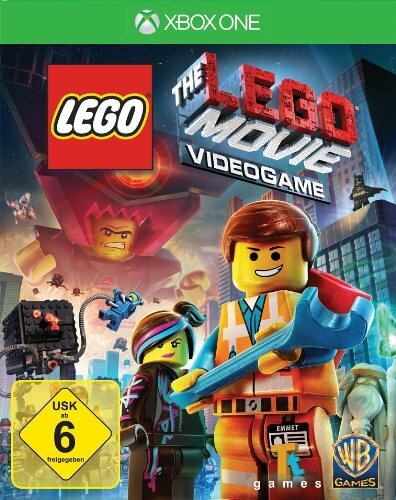 Lego The Lego Movie 1 Videogame - XBOne
