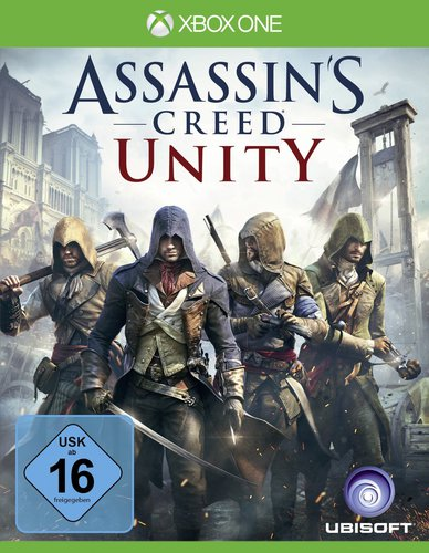 Assassins Creed Unity - XBOne [EU Version] .