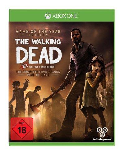 The Walking Dead 1 GOTY (inkl. Addon 400 Days) - XBOne