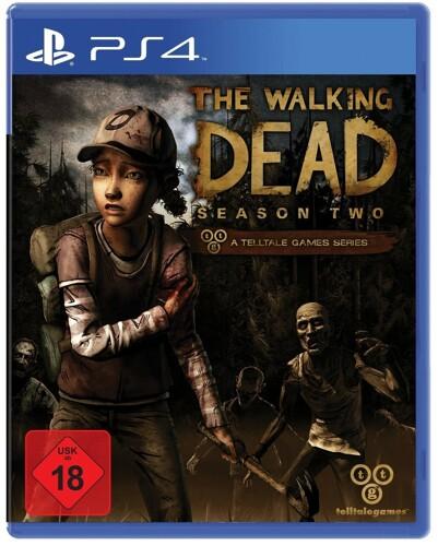 The Walking Dead 2 - PS4 .