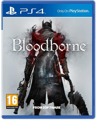 Bloodborne - PS4 [EU Version] .