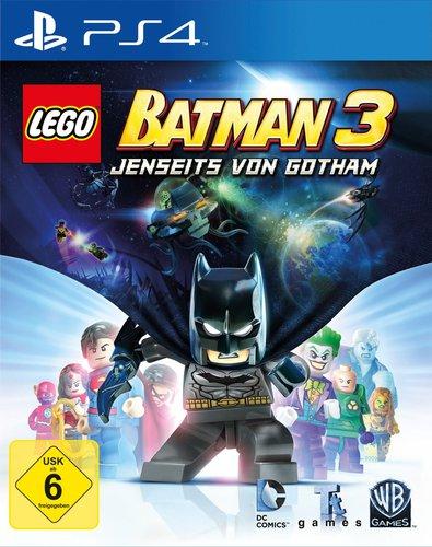 Lego Batman 3 Jenseits von Gotham - PS4 [EU Version] .