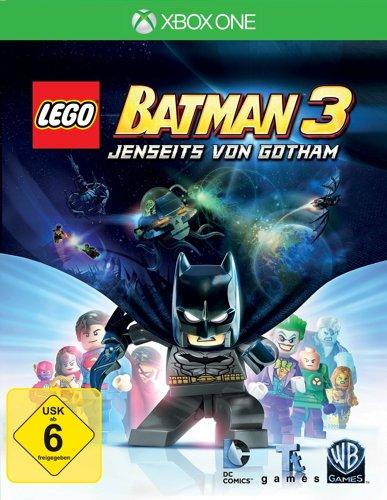 Lego Batman 3 Jenseits von Gotham - XBOne .