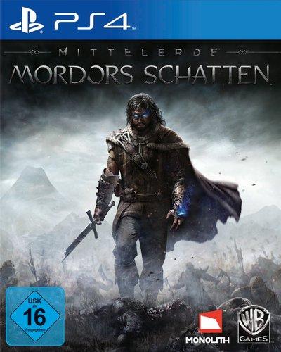 Mittelerde 1 Mordors Schatten - PS4 .