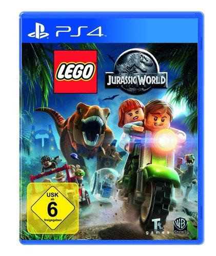 Lego Jurassic World - PS4 [EU Version] .