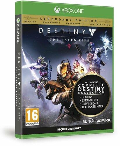 destiny 1 legend re edition inkl addons online xbone g nstig kaufen bei. Black Bedroom Furniture Sets. Home Design Ideas