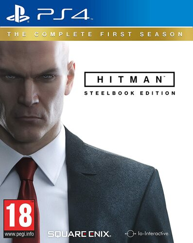Hitman 1 Die Komplette Erste Season Steelbook - PS4 [EU Version] .