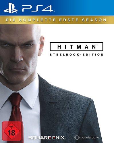 Hitman 1 Die Komplette Erste Season Steelbook - PS4 [EU Version] .