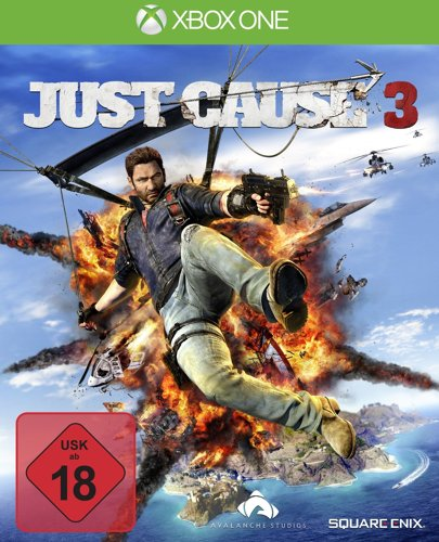 Just Cause 3 (inkl. Just Cause 2) - XBOne