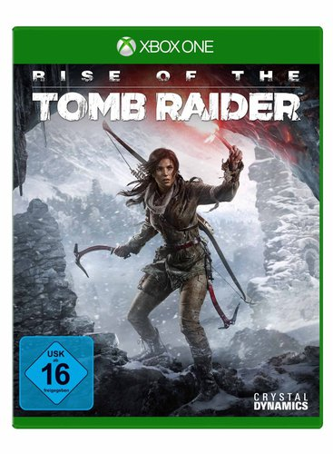 Tomb Raider Rise of the Tomb Raider - XBOne [EU Version] .
