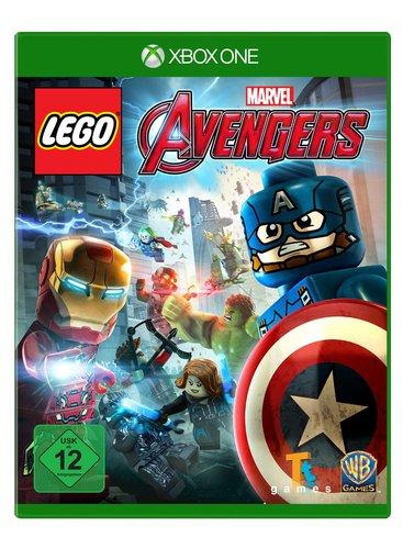 Lego Marvel Avengers - XBOne [EU Version] .