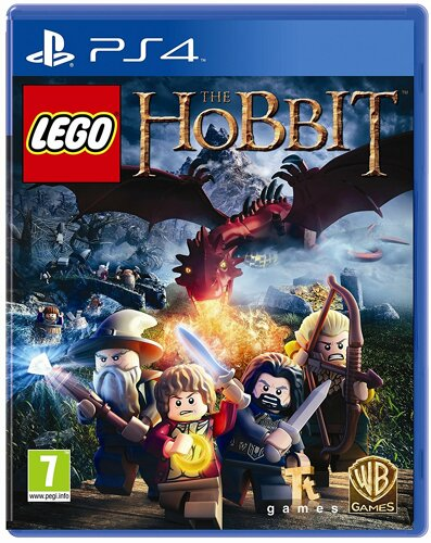 Lego Der Hobbit - PS4 [EU Version] .
