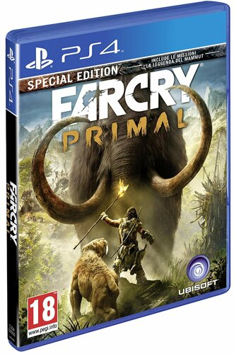 far cry primal special edition gebraucht ps4 g nstig. Black Bedroom Furniture Sets. Home Design Ideas