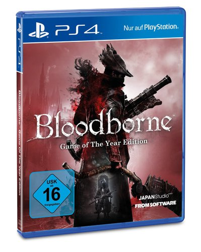 Bloodborne GOTY - PS4 .