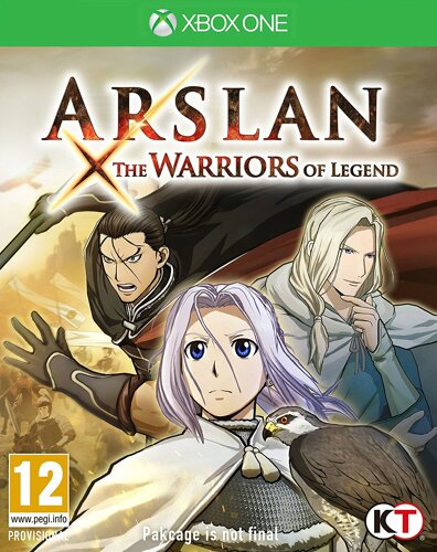 Arslan The Warriors of Legend - XBOne .