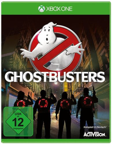 Ghostbusters - XBOne [EU Version]