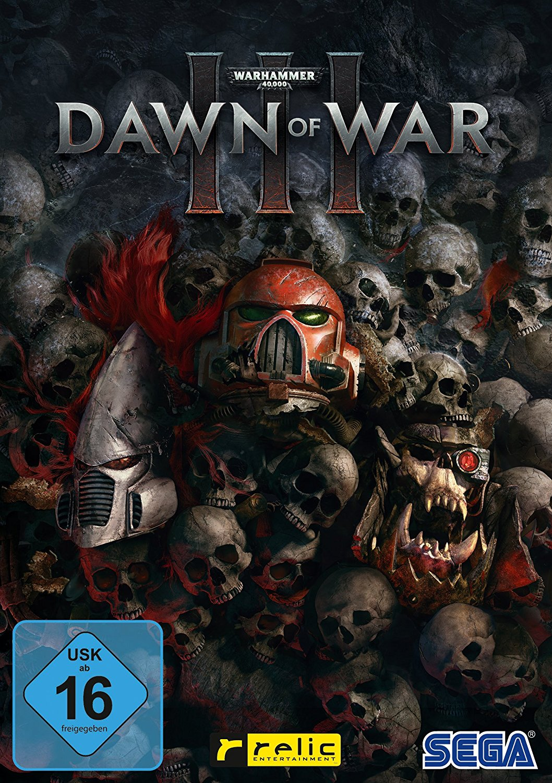 Warhammer 40.000 Dawn of War 3 - PC-DVD