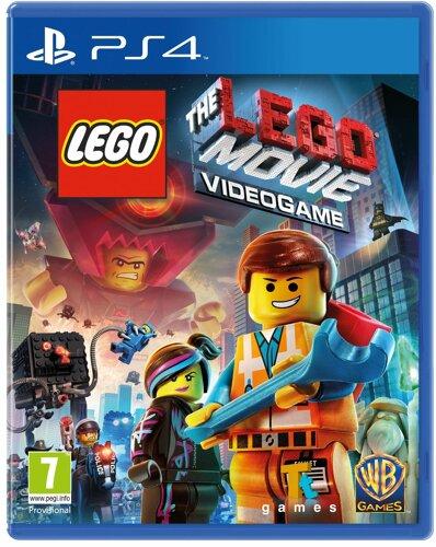 Lego The Lego Movie 1 Videogame, engl. - PS4 [EU Version]