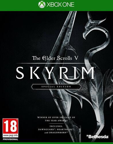 The Elder Scrolls 5 Skyrim Special Edition GOTY - XBOne [EU Version] .