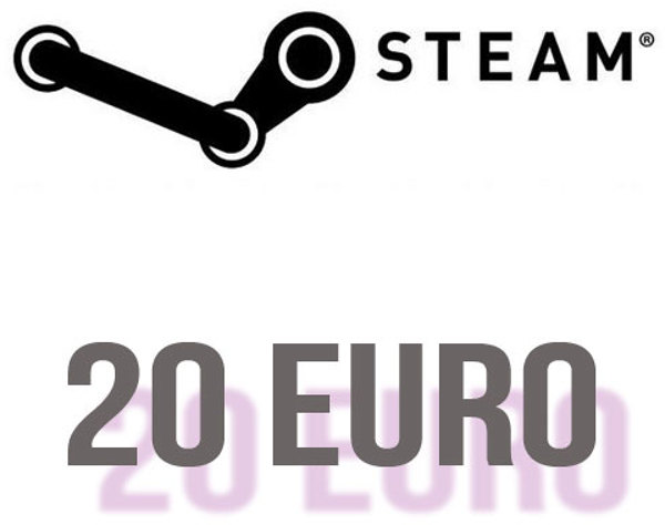 Steam Card 20 Eur Gunstig Kaufen Bei Netgames De