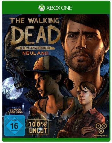 The Walking Dead 3 Neuland - XBOne [EU Version] .