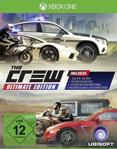 The Crew 1 Ultimate Edition (inkl. Addons) - XBOne [EU Version]