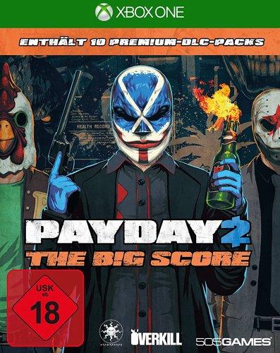 Payday 2 The Big Score - XBOne .