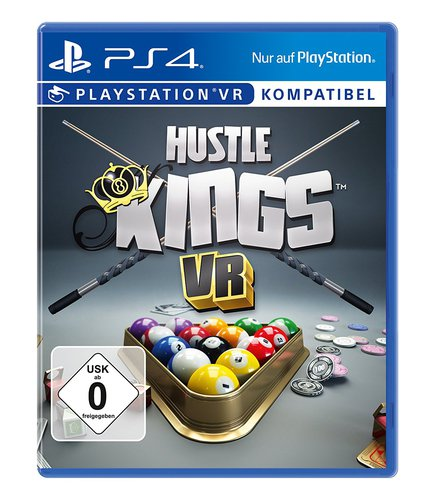 Hustle Kings - PS4 [EU Version] .