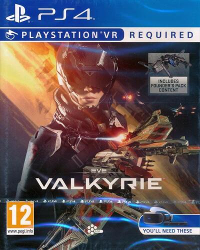 EVE Valkyrie (VR) - PS4 [EU Version] .