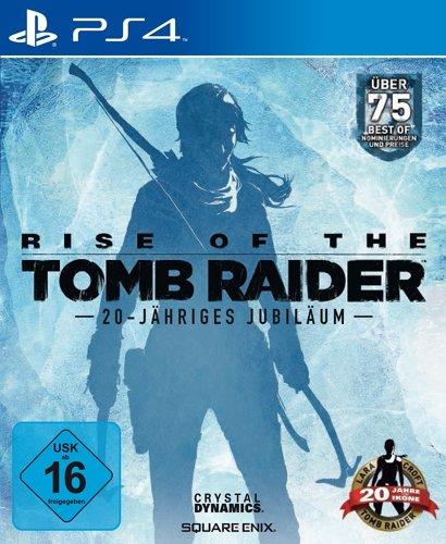 Tomb Raider Rise of the Tomb Raider - PS4 [EU Version] .